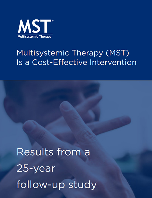 Thumbnail - Multisystemic Therapy is a Cost-Effective Intervention