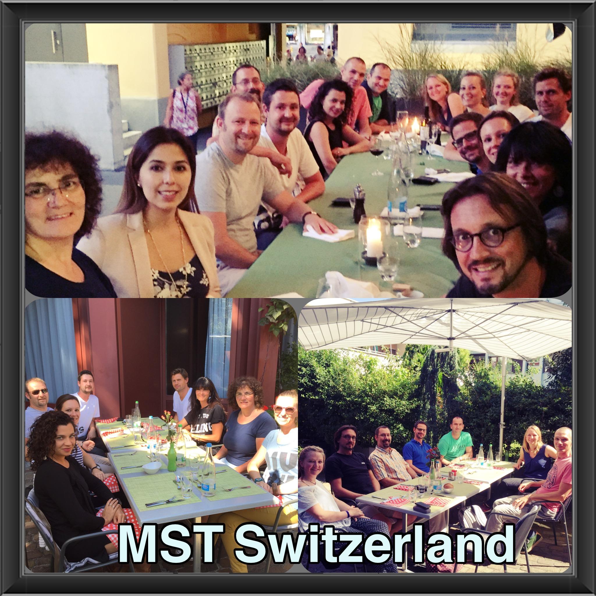 MST Switzerland Collage